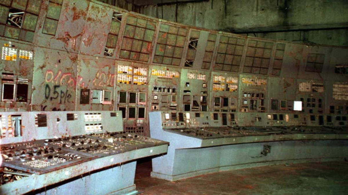 En Chernobyl se ha iniciado una reacción de fisión nuclear