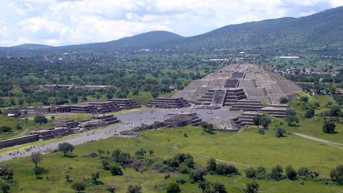 Proyecto de construcción amenaza con destruir ruinas de México
