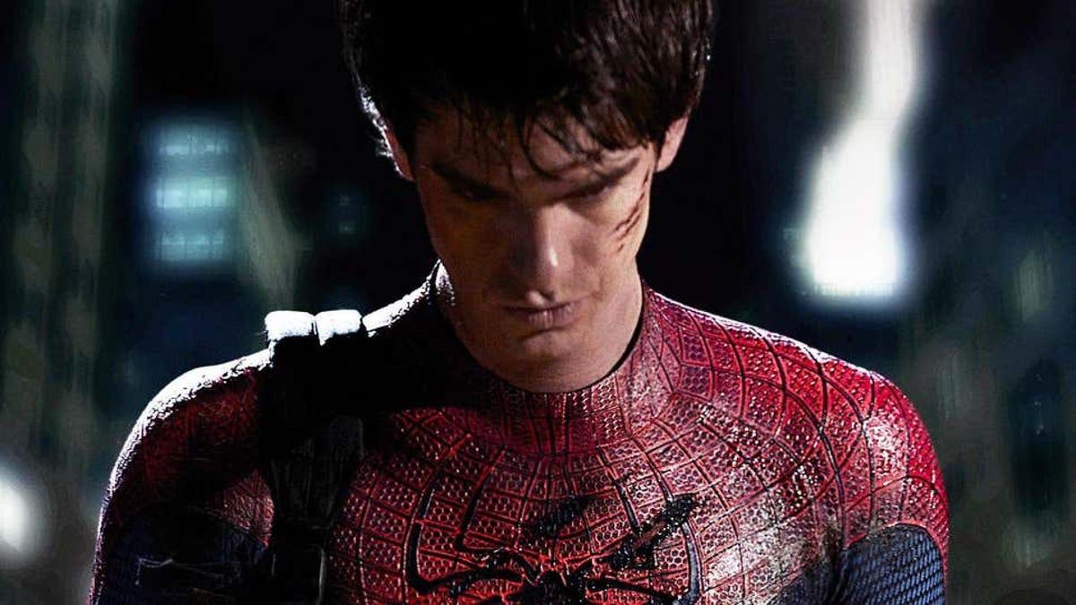 Andrew Garfield niega su participación en la nueva de Spider-Man