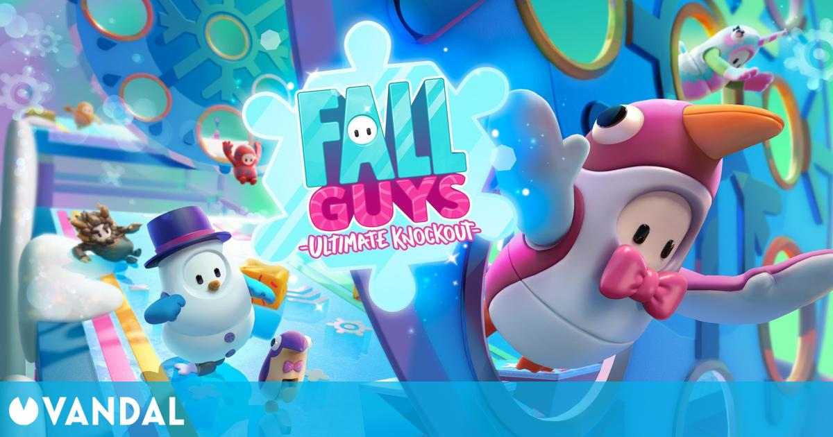Fall Guys: Ultimate Knockout se retrasa en Switch y Xbox a una fecha sin determinar