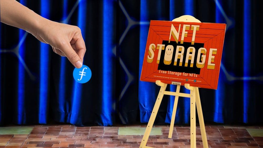 Filecoin lanzó servicio de almacenamiento descentralizado para NFT