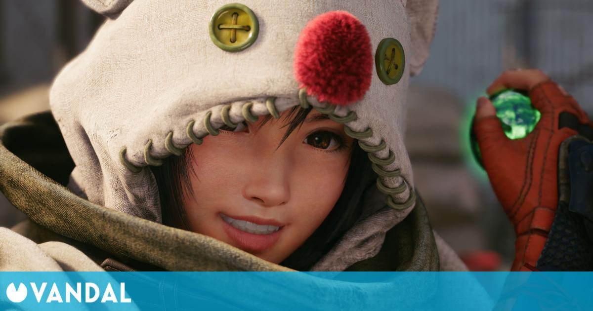 Final Fantasy 7 Remake Intergrade para PS5 incluirá el DLC InterMISSION en código