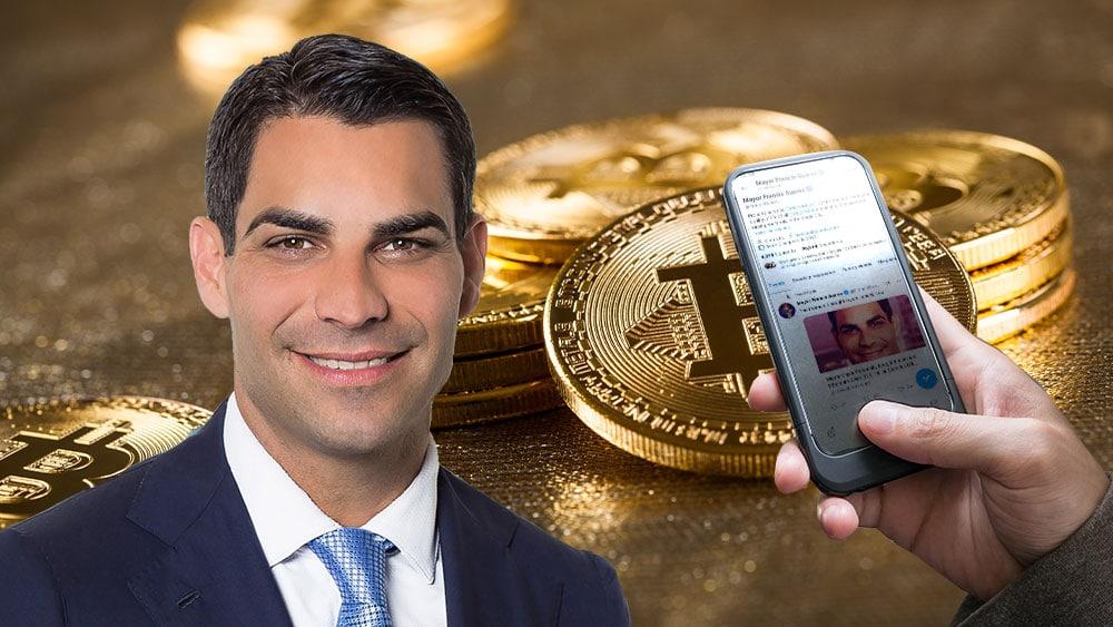 Alcalde de Miami compró bitcoin y ethereum ante estímulo de USD 1,9 billones en EE. UU.