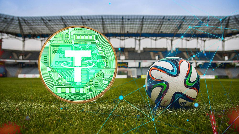 Club de fútbol de Argentina paga a sus jugadores con criptomonedas