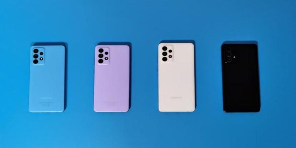 el 'smartphone' con el que Samsung quiere competir en la gama media