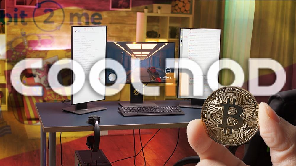 Gamers de España ya pueden comprar su «arsenal» y pagar con bitcoin
