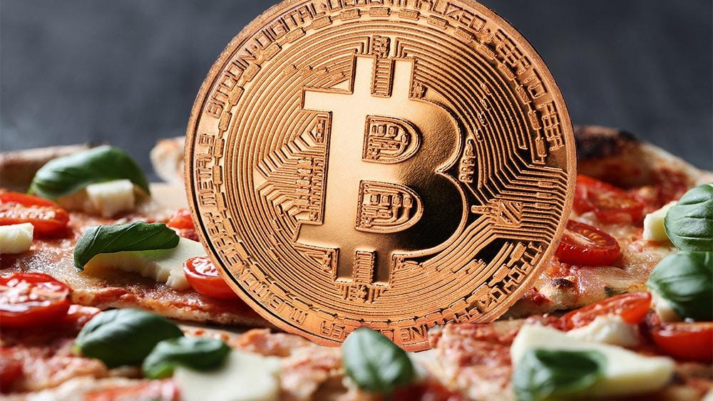 Nueva cadena de pizza donará sus ganancias a desarrolladores de Bitcoin