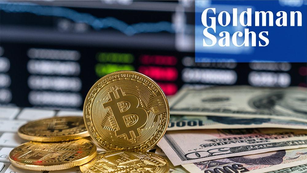 Goldman Sachs inicia comercialización de derivados de bitcoin