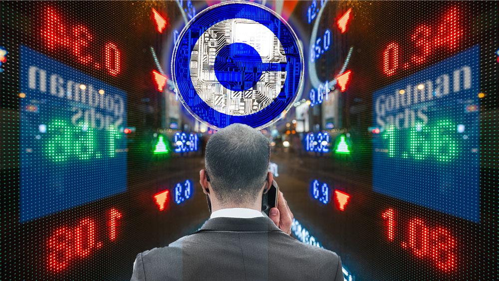 Goldman Sachs ofrece compra de acciones de Coinbase a sus clientes