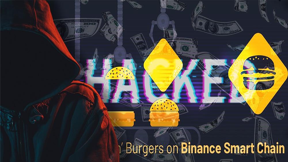 USD 7 millones robados a BurgerSwap en un nuevo ataque a DeFi de Binance