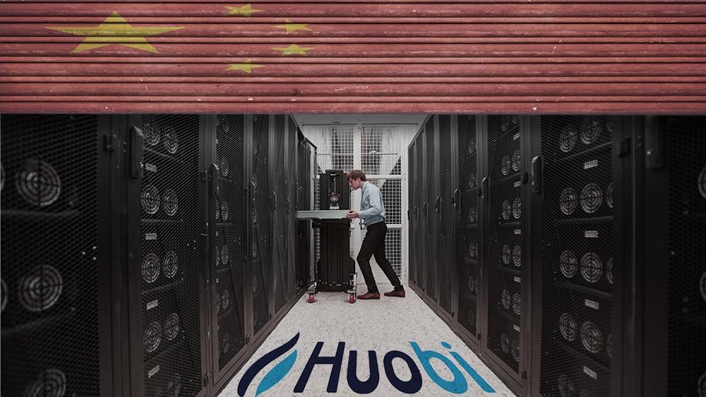 Huobi cierra sus servicios de minería de Bitcoin ante medidas del gobierno chino