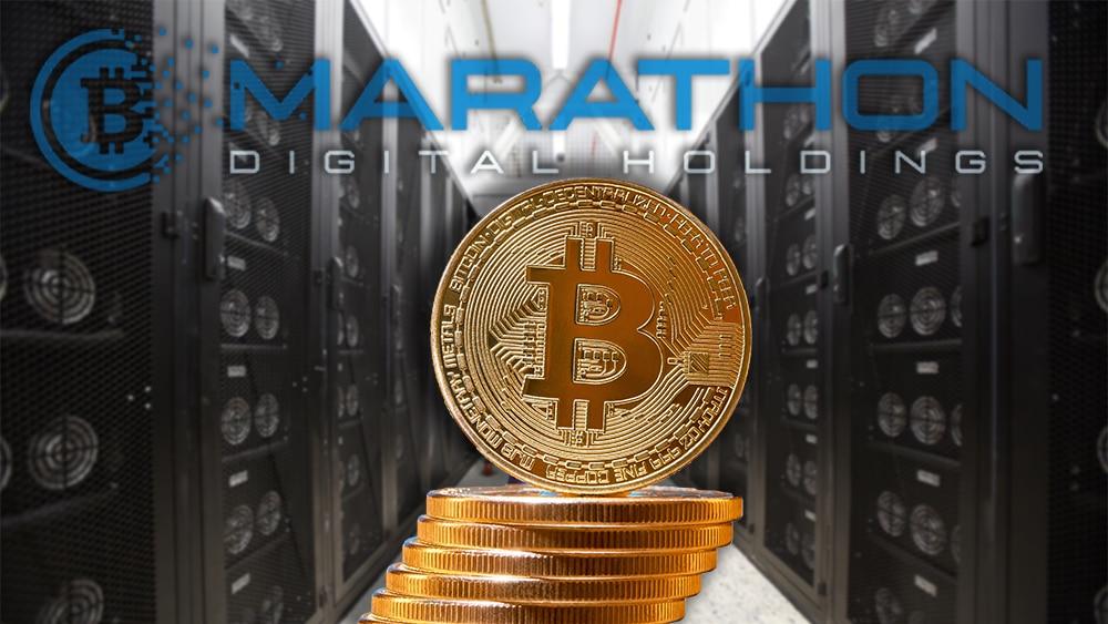 Marathon triplica su producción de bitcoins en 2021 con 82% más hashrate