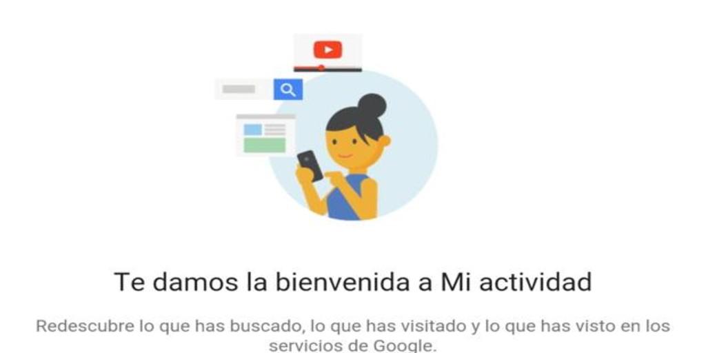 Google ahora te permite ponerle contraseña a la página que muestra el historial de búsquedas y vídeos visitados