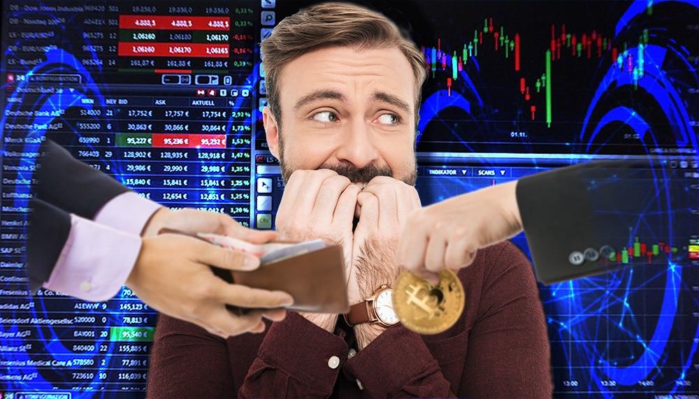 Sentimiento de inversionistas de bitcoin vuelve al «miedo extremo» de la crisis de 2020
