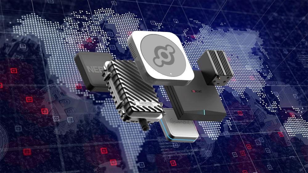 Españoles minan EUR 400 al mes en esta blockchain para descentralizar el acceso a Internet