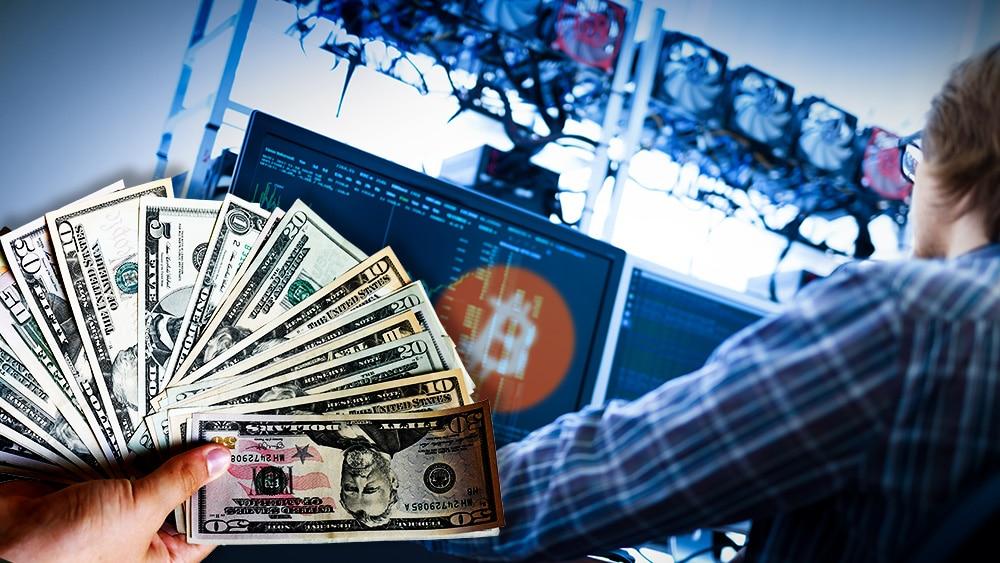 Mineros de Bitcoin están generando dos millones de dólares por hora