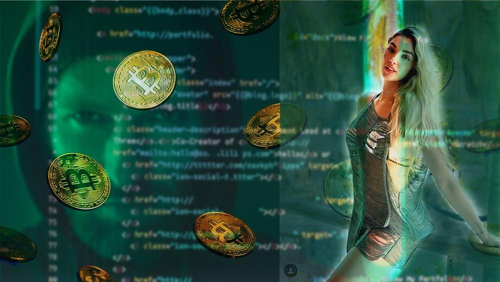 usan mi imagen para estafar con bitcoin