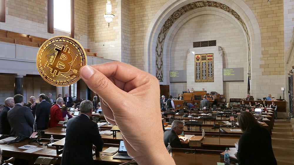 Avanza proyecto de Ley para que bancos ofrezcan servicios con bitcoin en Nebraska