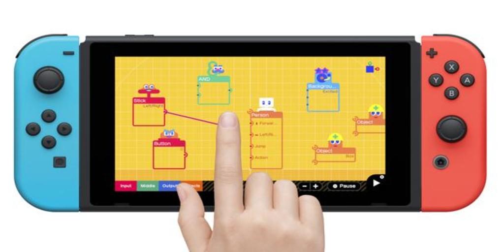 Llega Estudio de Videojuegos, la nueva locura de Nintendo