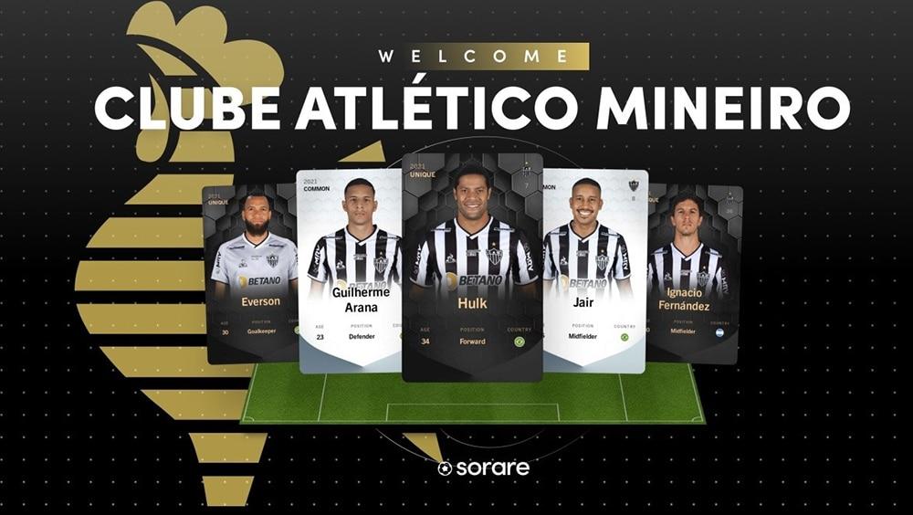 Llegan a Sorare los NFT de estos futbolistas de Brasil, Chile y Venezuela