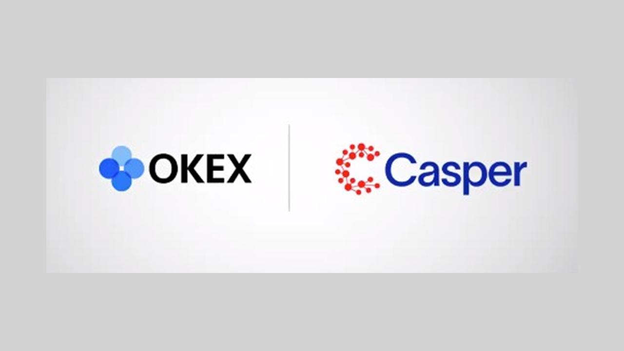 El comercio al contado de CSPR de Casper Network ahora está abierto en OKEx