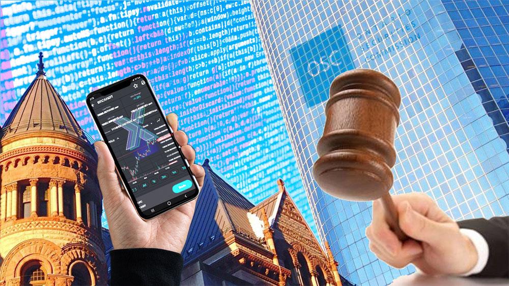 Regulador de Canadá acusa al exchange Poloniex de violar las leyes de valores de Ontario