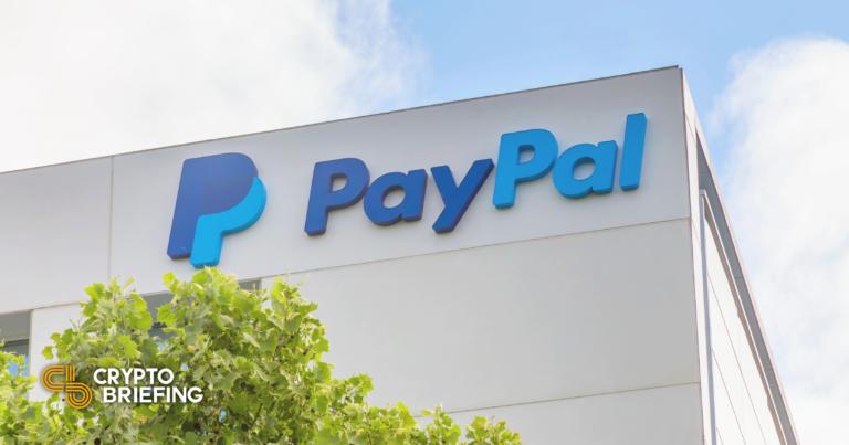 PayPal está habilitando retiros de Bitcoin y Crypto