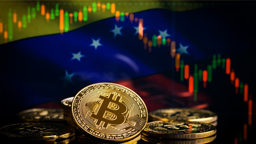 Bitcoin cayó en cuestión de horas el equivalente a casi 4 veces el PIB de Venezuela