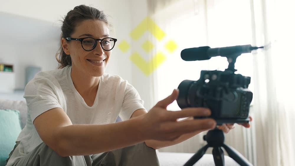 10 mil USD serán repartidos en esta competencia de videos sobre Binance Futures