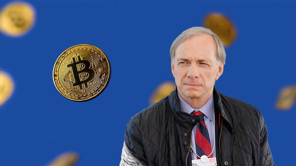 Ray Dalio afirma que posee bitcoin y lo prefiere como inversión antes que los bonos