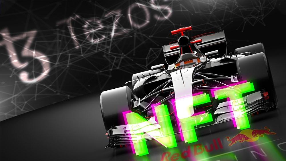 Los NFT llegan a la Fórmula 1 de la mano de Red Bull Honda Racing y Tezos
