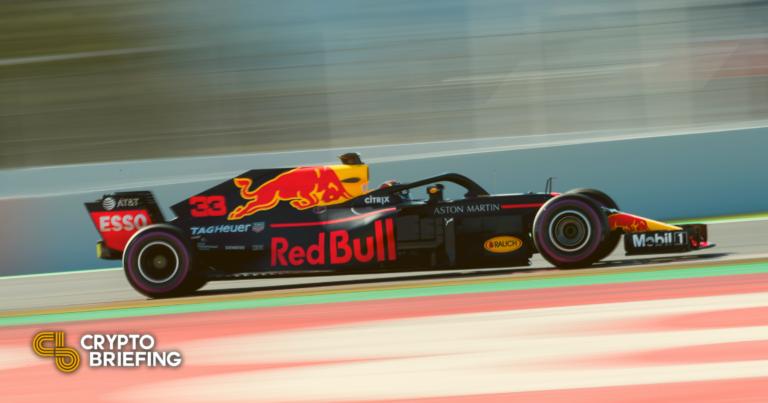 El equipo Red Bull Racing utilizará Tezos para el primer lanzamiento de NFT