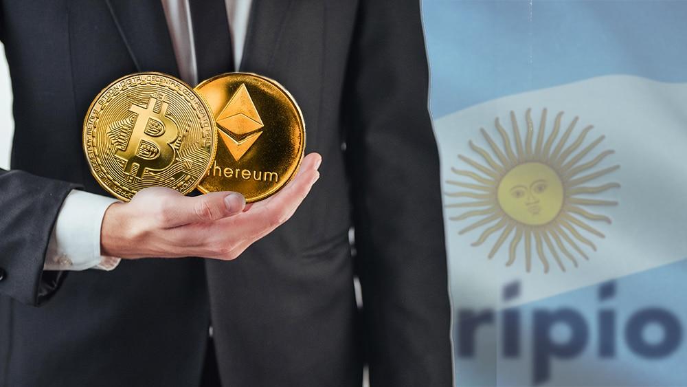 Ripio de Argentina compra USD 10 millones en bitcoin y ether tras caída del mercado