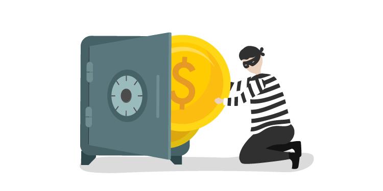 Cómo se previene el fraude financiero con el protocolo Samecoin DeFi