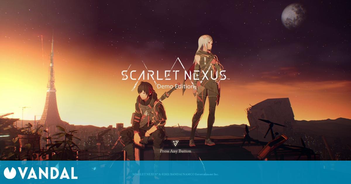 Scarlet Nexus tendrá demo en Xbox el 21 de mayo y en PlayStation el 28 de mayo