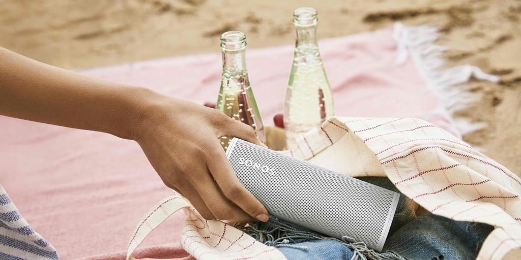 De viaje con Sonos Roam, el resistente altavoz 'mini' con sonido gigante