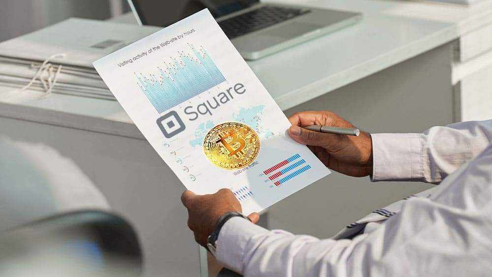 Patrimonio de Square aumentó USD 272 millones gracias a bitcoin en el primer trimestre