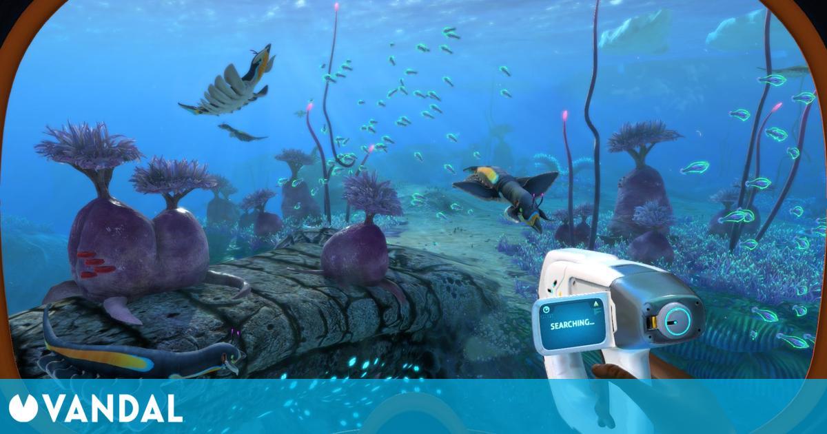 Subnautica: Below Zero nos muestra su versión de PS5 en un nuevo tráiler