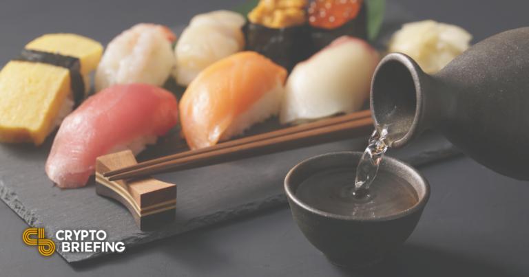 Sushi venderá sake tokenizado en la plataforma de lanzamiento de la oferta inicial