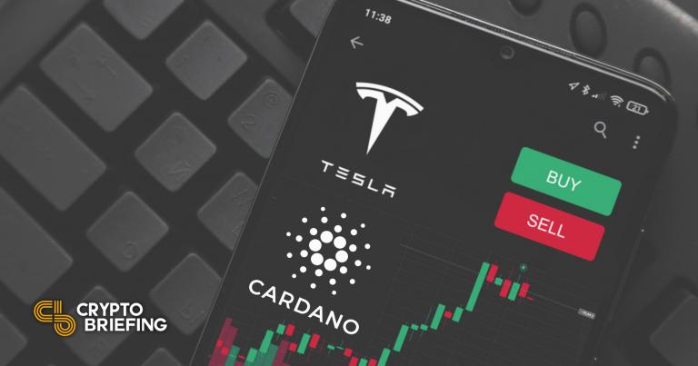 Cardano corteja a Tesla mientras la ADA alcanza un récord histórico