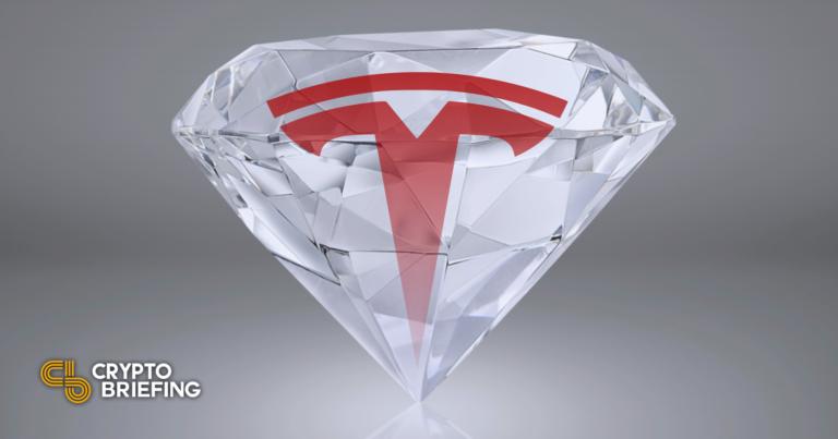 Musk dice que las «manos de diamante» de Tesla ayudarán al mercado