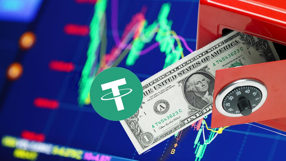 Inversiones de Tether con reservas de usuarios podrían estar tras la caída de bitcoin