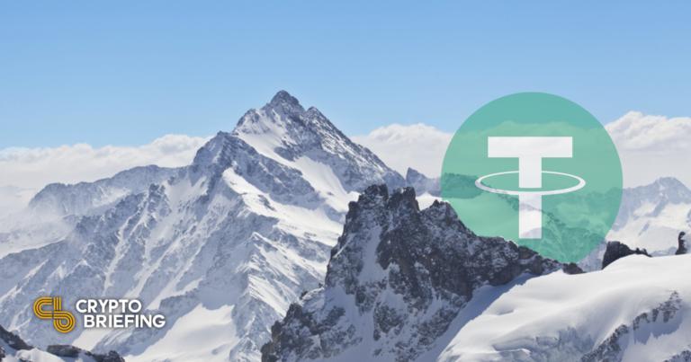 La moneda estable USDT de Tether se activará en caso de avalancha