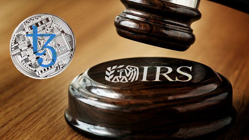 Servicio de impuestos de EE.UU. es demandado por fiscalizar el staking de Tezos
