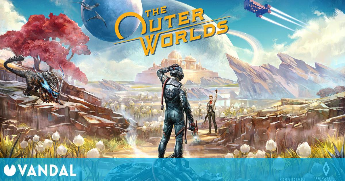 Microsoft toma el control de futuros The Outer Worlds, para sorpresa de Take-Two