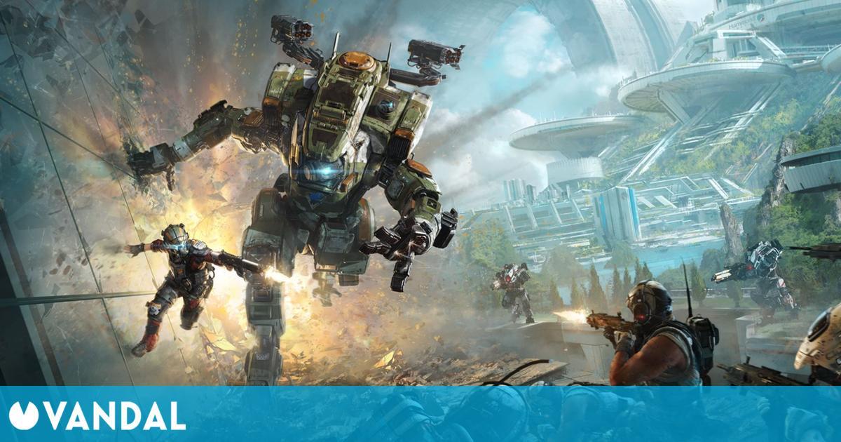 Titanfall 2: Juégalo gratis en PC a través de Steam hasta el 3 de mayo