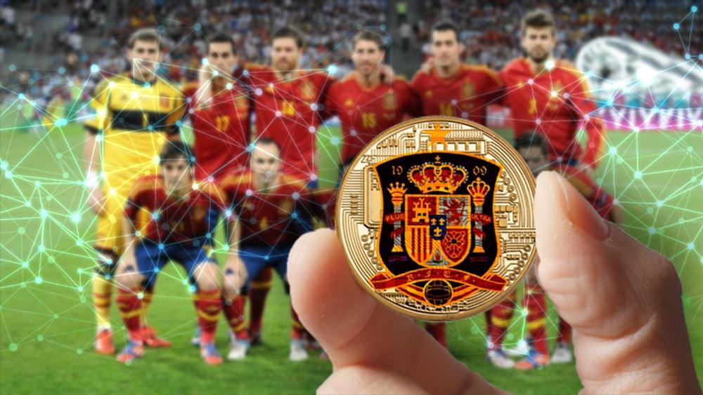 Selección española de fútbol tendrá su propia criptomoneda y patrocinio bitcoiner