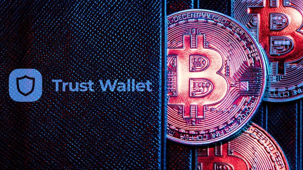 Trust Wallet elimina función para generar direcciones automáticas de criptomonedas