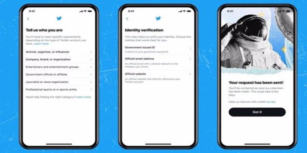 Twitter comparte los nuevos requisitos que debes cumplir para verificar tu cuenta