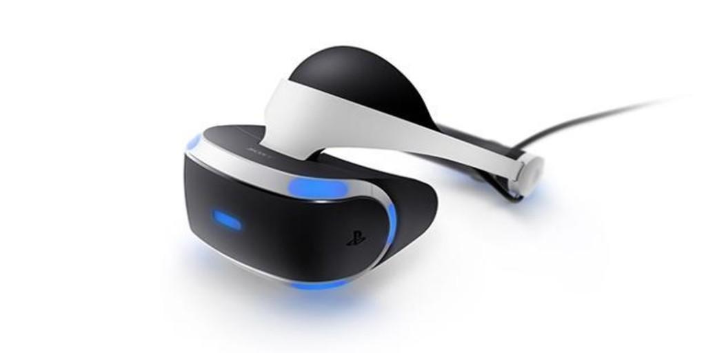 así son las gafas de realidad virtual en las que trabaja PlayStation
